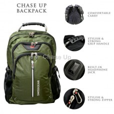 Gents Backpack 8615 TI-005 Imp (Green)